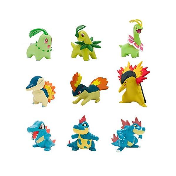 PoKéMoN Pack de múltiples Figuras Legacy Evolution T19050L1, Modelos Surtidos 1