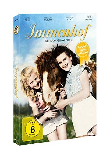 Immenhof - Die 5 Originalfilme (digital restauriert, 3 Discs): Alle Infos bei Amazon
