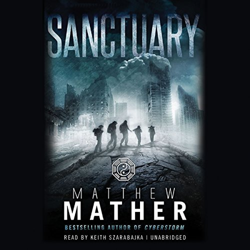 Sanctuary (Nomad Trilogy, Book 2) by Matthew Mather (2016-03-15)