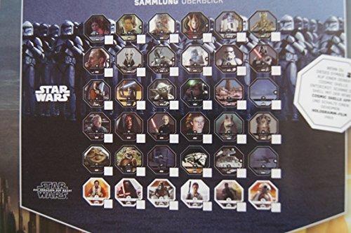 rewe-star-wars-cosmic-shells-selection-de-tous-36-avec-paillettes-ou-cartes-postales-ou-filmbox