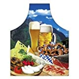 Speed-Versand 1759 Schürze Bayerische Brotzeit für Grill und Küche