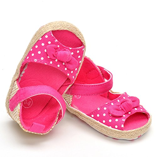 Baby Mädchen Sommer Schuhe Baby sandalen Dot rosy