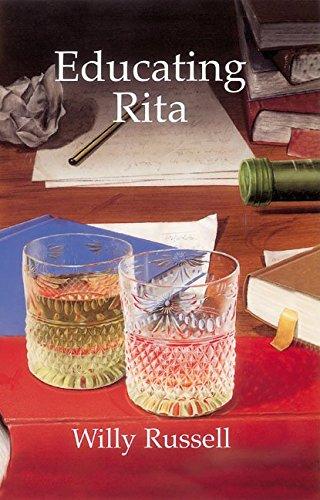NLLB: EDUCATING RITA (Pearson English Graded Readers)
