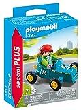 Playmobil - 5382 - Jeu - Enfant avec Kart