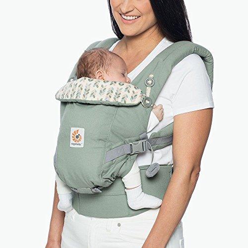 Ergobaby Adapt Babytrage im Test - 2