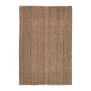 ikea lohals natur teppich flach gewebt 160x230cm k che haushalt. Black Bedroom Furniture Sets. Home Design Ideas