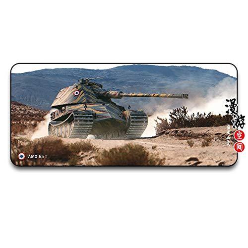 Gaming Mouse Pad | Tastaturpad XXL Groß 900x400mm Schreibtischmatte Wasserdichtes Pad für PC und Laptop-31-80x30