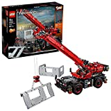 LEGO UK 42082 Rough Terrain Crane Technic