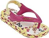 Ipanema Kinderschuhe -Temas IV Baby 81803 - Yellow Pink, Größe:19-20