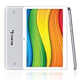 Yuntab 10.1 pollici 3g Tablet PC Android 5.1 Quad core 1,3GHz IPS 1280 * 800 16 Go Flash 1GB GPS phablet Wi-Fi 5000mAh batteria- Metallo (Argento)