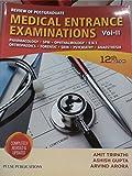 Review of Postgraduate Medical Entrance Examinations Vol.2 (2016)