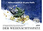Der Weihnachtsspatz: Weihnachtsmusik...