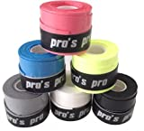Pro's Pro 10x Overgrip schwarz SUPER TACKY Griffbänder Griffband