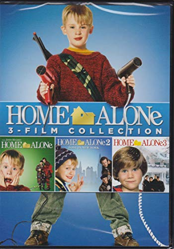 Home Alone 3-Film Collection (Home 3 Film Alone)