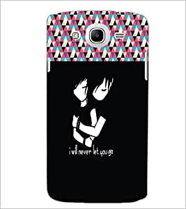 PrintDhaba Quote D-5736 Back Case Cover for SAMSUNG GALAXY MEGA 5.8 (Multi-Coloured)