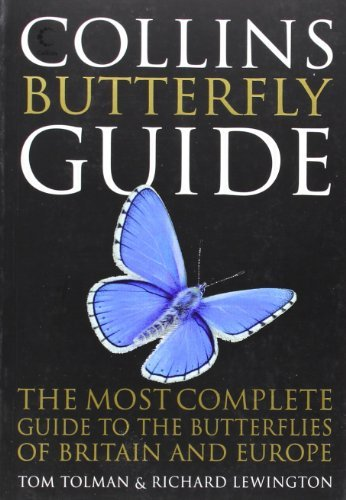 Collins Butterfly Guide: The Most Complete Guide to the Butterflies of Britain and Europe (Collins Guides) by Tom Tolman (2009-04-02)