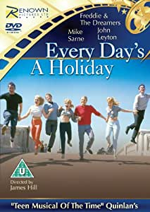 Every Day's A Holiday [DVD] [1965]