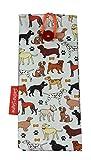Selina-Jayne Dogs Limited Edition Designer Soft Fabric Glasses Case