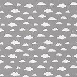 higgs-& Higgs–Wolken–Grau–Gewebte