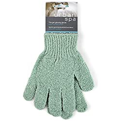 Urban Spa Exfoliating Gloves .8 Ounce
