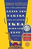 Die unglaubliche Reise des Fakirs, der in einem Ikea-Schrank feststeckte: Roman (Hochkaräter, Band 46)