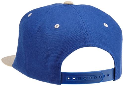 Altamont Herren Cap Decades Snapback Hat Blue/Red/White