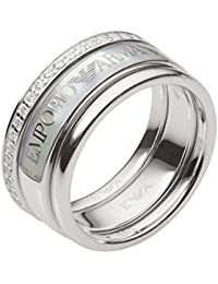 Emporio Armani Jewellery Bijoux femme Ring Size P EG3344040508