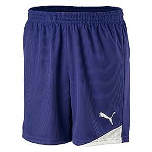 PUMA Herren Esito Shorts with inner slip, team violet-white, S, 701001 10