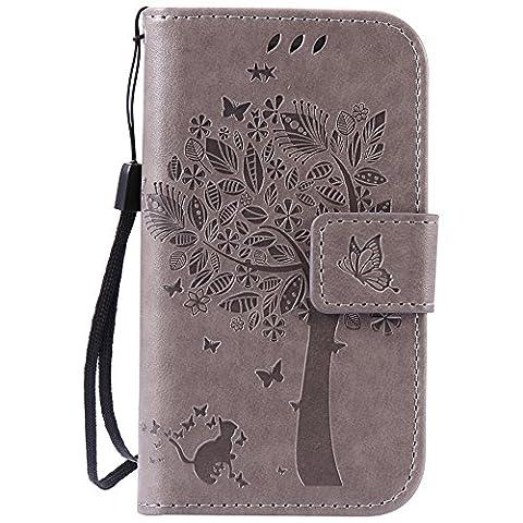Nancen Tasche Hülle für Samsung Galaxy S3 Mini / i8190