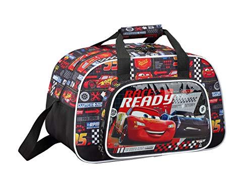 Cars oficial bolsa de deporte 400x230x240mm