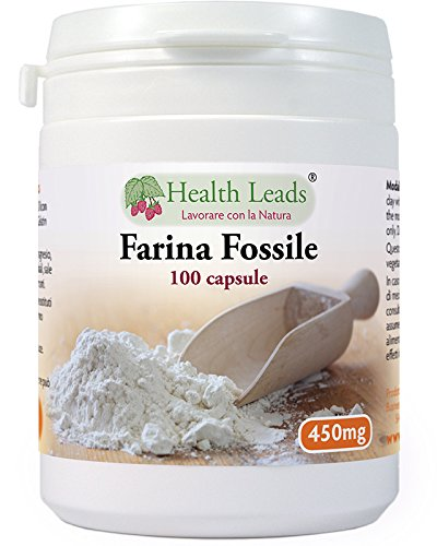 Farina Fossile 450 mg x 100 Capsule