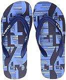 O'Neill Jungen FB Profile Stack Sandals Zehentrenner, Blau (Blue AOP 5900), 23...