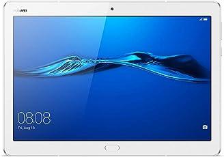 Huawei MediaPad M3 Lite LTE Tablet-PC (25,6 cm, 10,1 Zoll, Fingerabdrucksensor, QualcommTM MSM8940 Octa-Core Prozessor, 3 GB RAM, 32 GB interner Speicher, Android 7.0, EMUI 5.1) weiß
