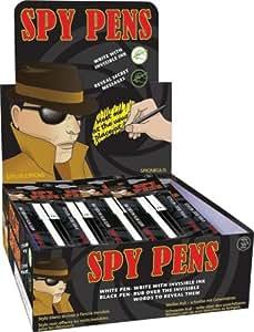Boys Spy Pen Novelty Toy
