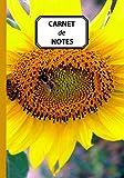 CARNET DE NOTES: Journal personnel, prise de notes, original & pratique de 110 pages lignées avec une couverture photo