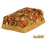 ZooDi® Naturnagerstein 2 in 1 mit Getreide