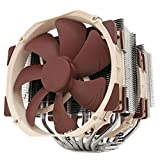 Noctua NH-D15, Premium CPU Kühler mit 2x NF-A15 PWM 140mm Lüftern (Braun)