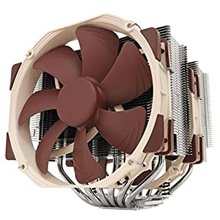 Noctua NH-D15 Premium CPU Cooler with 2x NF-A15 PWM 140mm Fans (Brown) (B00L7UZMAK) | Amazon price tracker / tracking, Amazon price history charts, Amazon price watches, Amazon price drop alerts