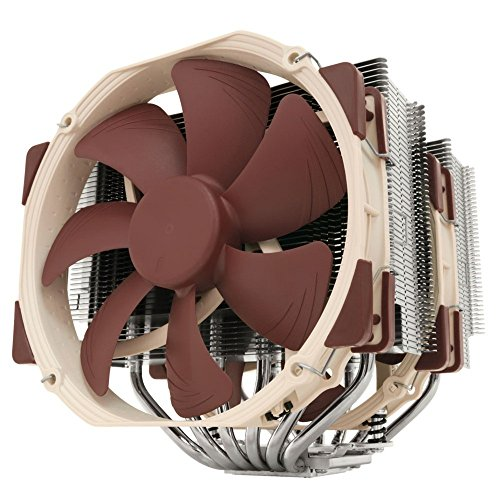 Noctua NH-D15, Premium CPU Cooler with 2x NF-A15 PWM 140mm Fans - 3-speed Lüfter Sockel