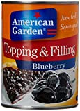Best Blueberries - American Garden Blueberry Pie Filling, 595g Review