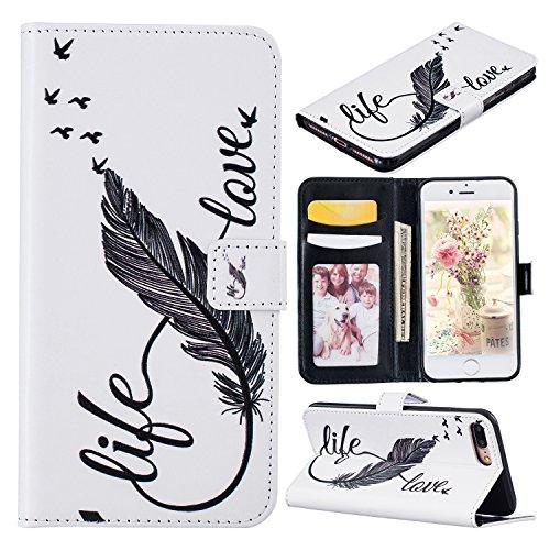 iphone-7-plus-libro-per-apple-iphone-7-plus-2016-custodia-portafoglio-asnlove-cover-in-pelle-pu-flip