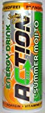 Action Energy Drink - Sommer Edition - Summer Mojito - 250 ml