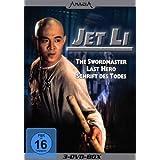 Jet Li - The Swordmaster / Last Hero / Schrift des Todes