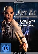 Jet Li - The Swordmaster / Last Hero / Schrift des Todes [3 DVDs] hier kaufen