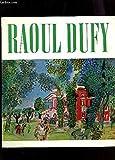 CATALOGUE DE L'EXPOSITION DE RAOUL DUFY (1877-1953) DU 2 MAI AU 1er SEPTEMBRE 1970 A LA GALERIE DES BEAUX ARTS A BORDEAUX.