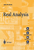 Real Analysis (Springer Undergraduate Mathematics Series)