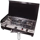 Kampa Cucina Double Gas Hob And Grill Camping Cooking Stove Cooker by GA1300