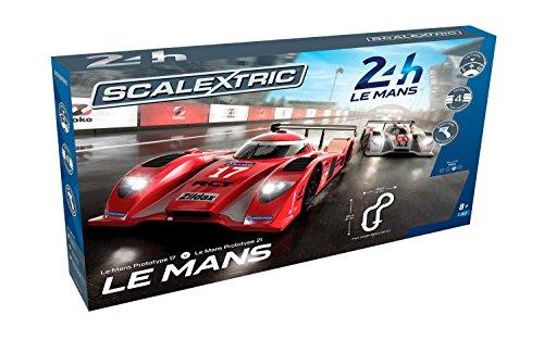 Scalextric c1368Le Mans Coche Deportivo Set