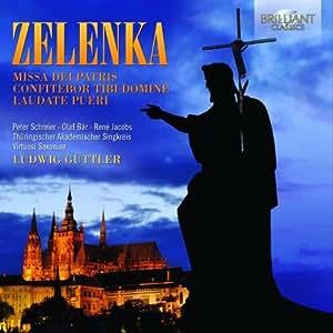 Zelenka: Missa Dei Patris Psalms & Capriccio's