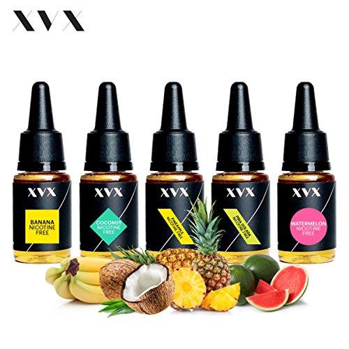 xvx-e-liquid-tropical-mix-5-pack-banana-coconut-pineapple-pina-colada-watermelon-electronic-liquid-f
